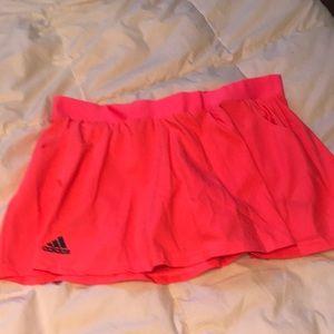 Adidas tennis skirt, XL